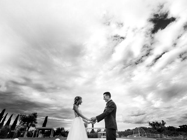Il matrimonio di Paolo e Martina a Capannoli, Pisa 79