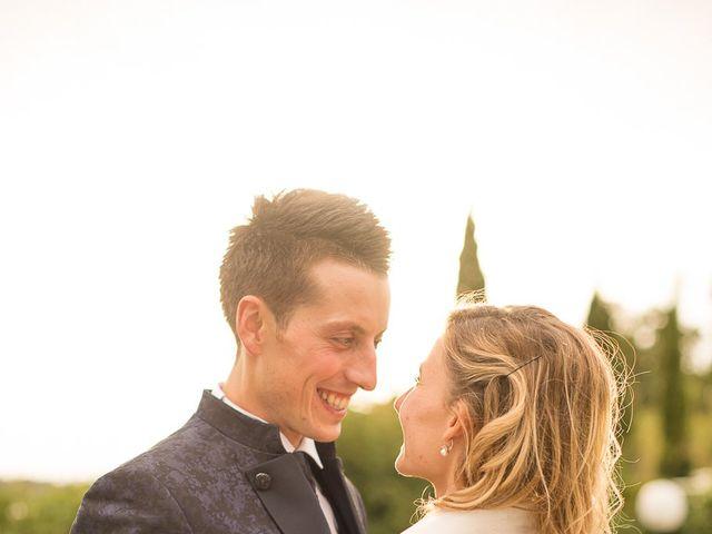Il matrimonio di Paolo e Martina a Capannoli, Pisa 84