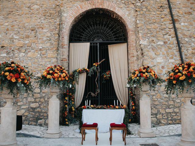 Il matrimonio di Angelo e Giulia a Benevento, Benevento 25