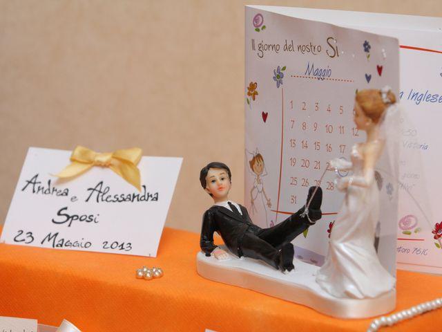 Il matrimonio di Alessandra e Andrea a Vittoria, Ragusa 6
