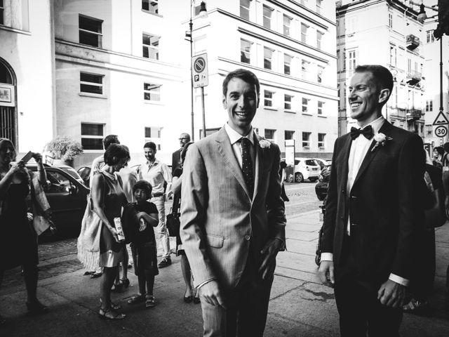 Il matrimonio di Francesco e Piero a Torino, Torino 17