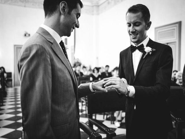 Il matrimonio di Francesco e Piero a Torino, Torino 21