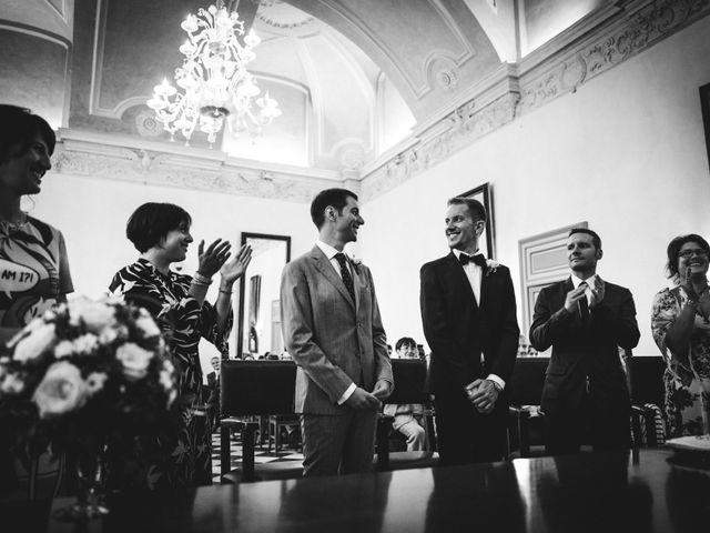 Il matrimonio di Francesco e Piero a Torino, Torino 22