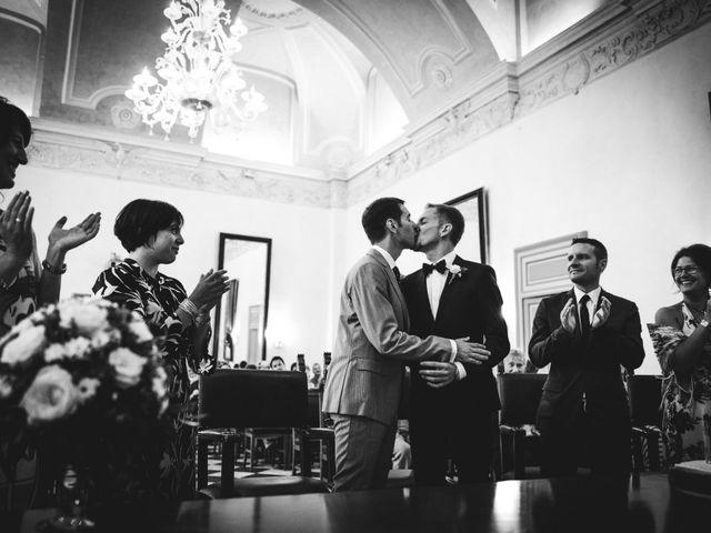 Il matrimonio di Francesco e Piero a Torino, Torino 23