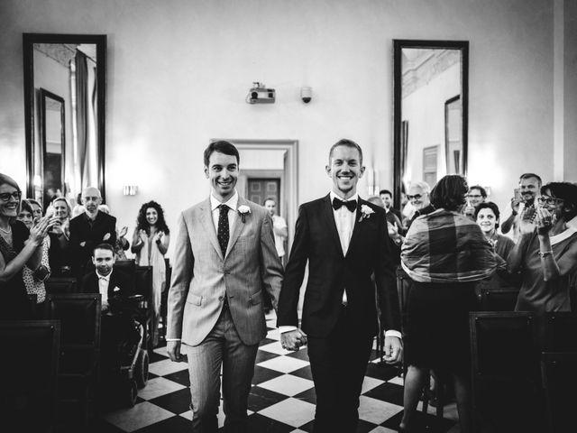 Il matrimonio di Francesco e Piero a Torino, Torino 24