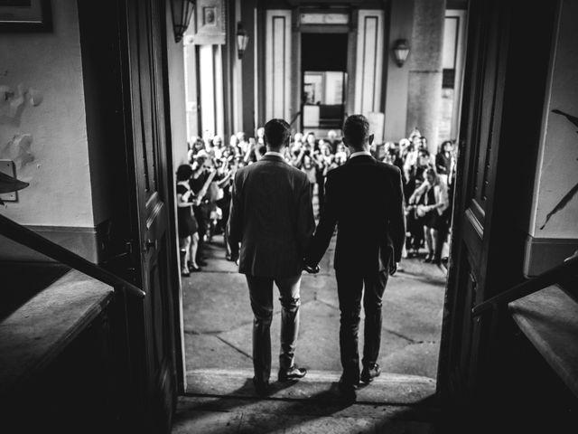 Il matrimonio di Francesco e Piero a Torino, Torino 25