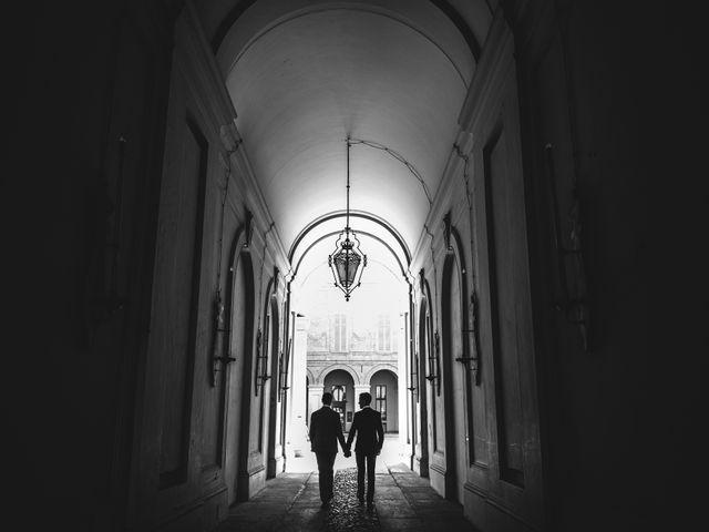 Il matrimonio di Francesco e Piero a Torino, Torino 43