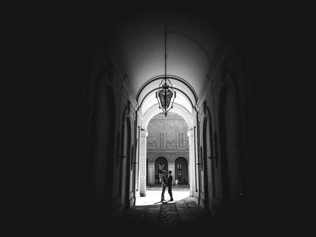 Il matrimonio di Francesco e Piero a Torino, Torino 1