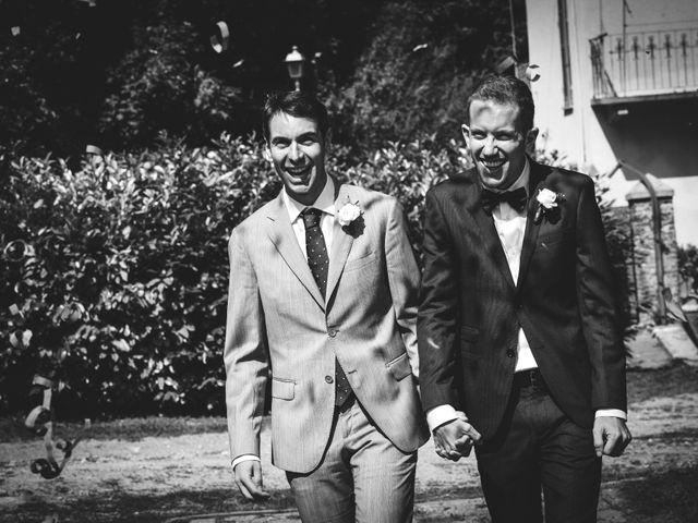 Il matrimonio di Francesco e Piero a Torino, Torino 48