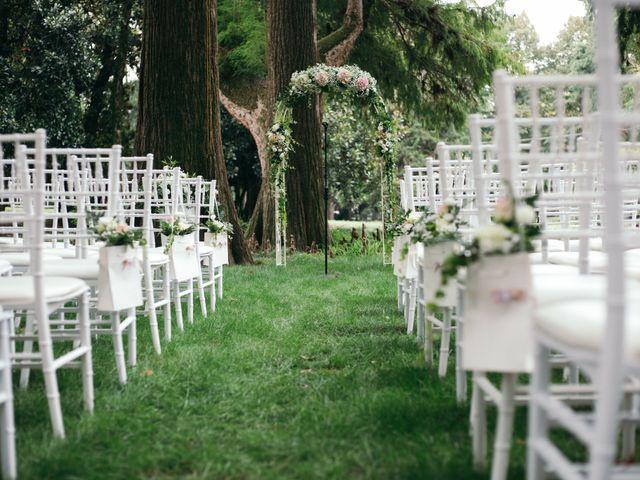 Il matrimonio di Valentino e Gabriela a Quinto Vicentino, Vicenza 20