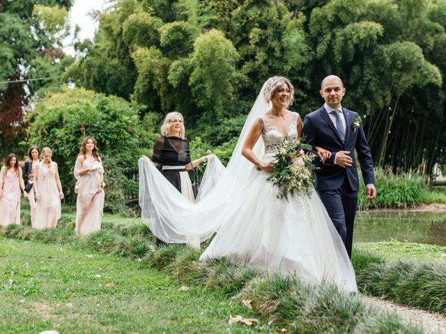 Le nozze di Gabriela e Valentino