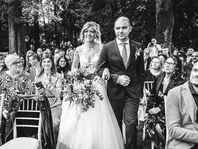 Il matrimonio di Valentino e Gabriela a Quinto Vicentino, Vicenza 23