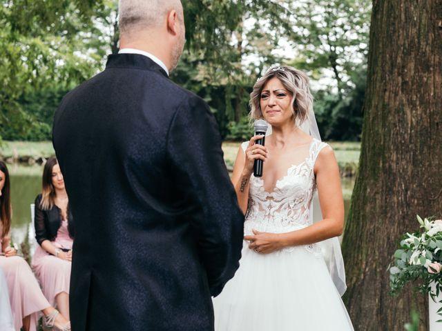 Il matrimonio di Valentino e Gabriela a Quinto Vicentino, Vicenza 27