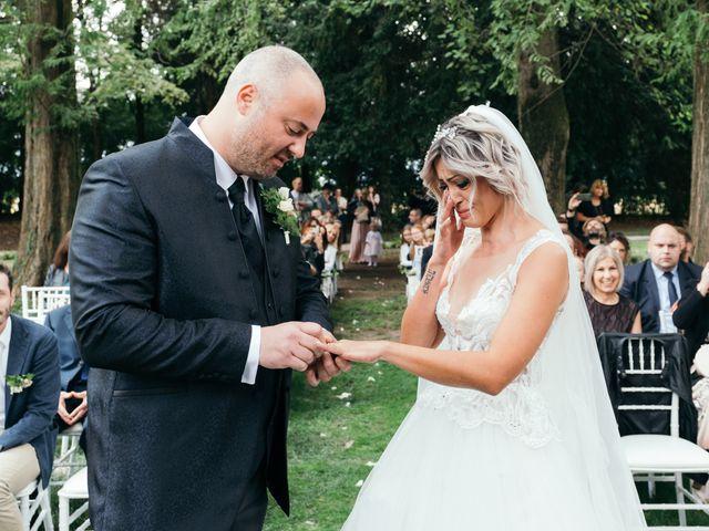 Il matrimonio di Valentino e Gabriela a Quinto Vicentino, Vicenza 29