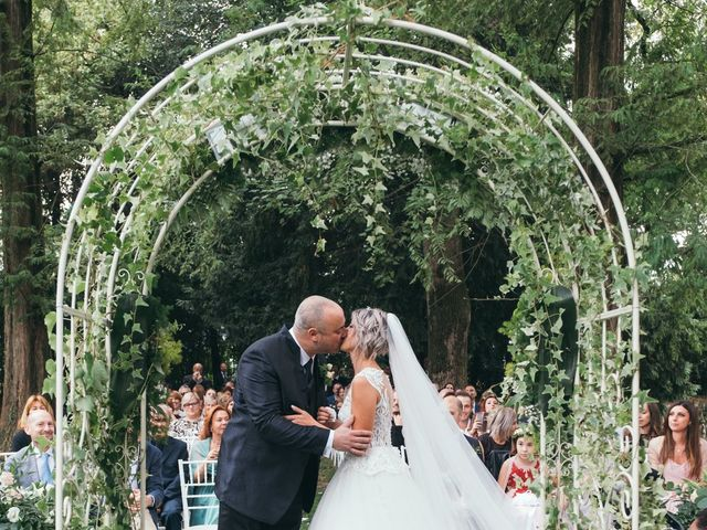 Il matrimonio di Valentino e Gabriela a Quinto Vicentino, Vicenza 30