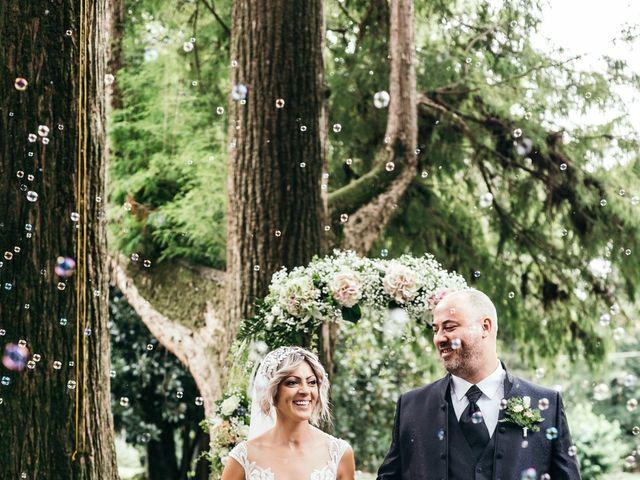 Il matrimonio di Valentino e Gabriela a Quinto Vicentino, Vicenza 32