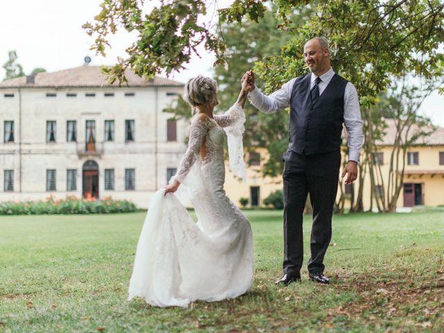 Il matrimonio di Valentino e Gabriela a Quinto Vicentino, Vicenza 43