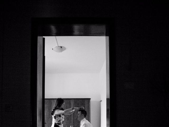 Il matrimonio di Davide e Flavia a Remedello, Brescia 14