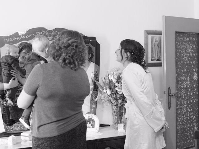 Il matrimonio di Davide e Flavia a Remedello, Brescia 15