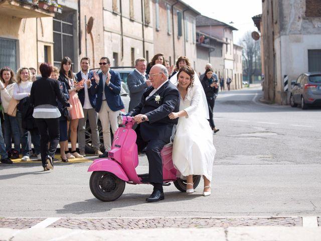 Il matrimonio di Davide e Flavia a Remedello, Brescia 29