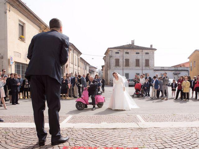 Il matrimonio di Davide e Flavia a Remedello, Brescia 30