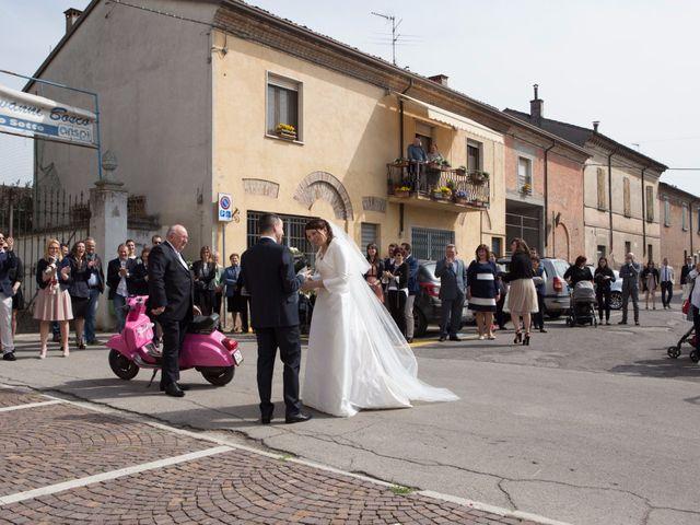 Il matrimonio di Davide e Flavia a Remedello, Brescia 31