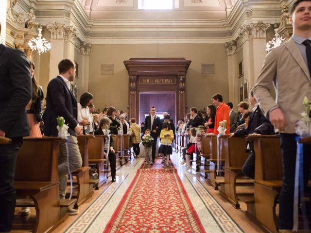 Il matrimonio di Davide e Flavia a Remedello, Brescia 33