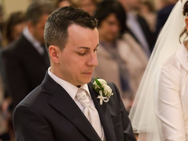 Il matrimonio di Davide e Flavia a Remedello, Brescia 39