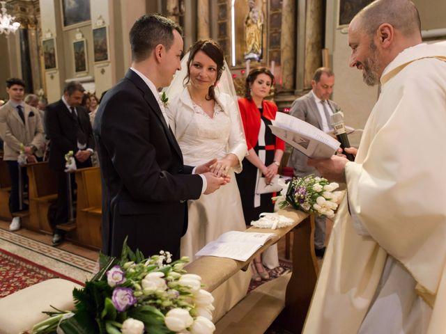 Il matrimonio di Davide e Flavia a Remedello, Brescia 40