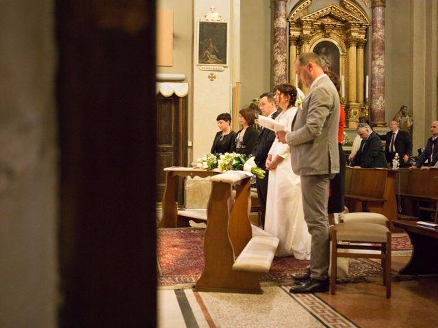 Il matrimonio di Davide e Flavia a Remedello, Brescia 42