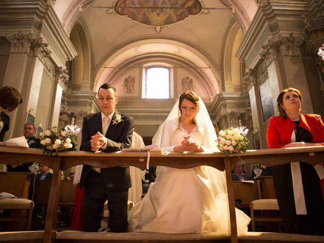 Il matrimonio di Davide e Flavia a Remedello, Brescia 43