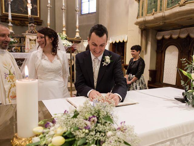 Il matrimonio di Davide e Flavia a Remedello, Brescia 44