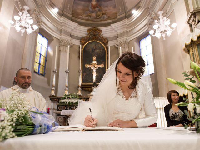 Il matrimonio di Davide e Flavia a Remedello, Brescia 45