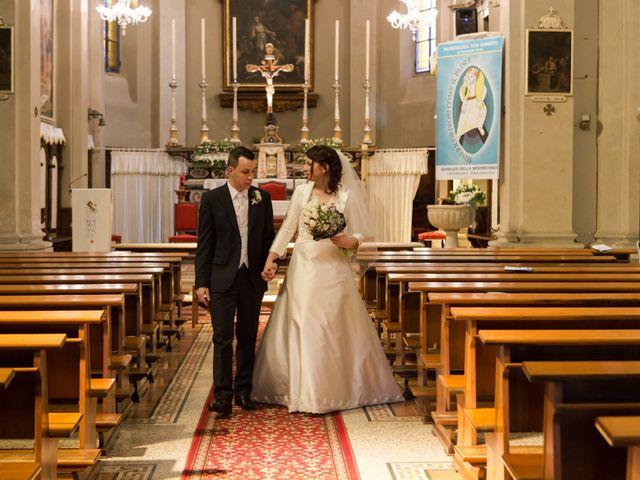 Il matrimonio di Davide e Flavia a Remedello, Brescia 46