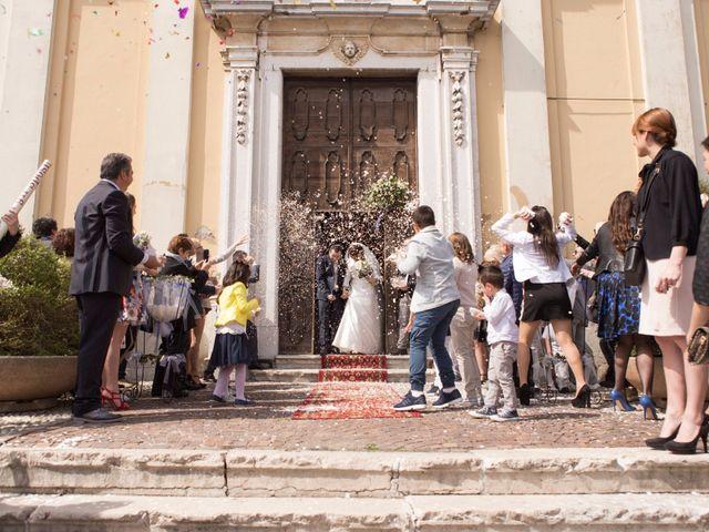 Il matrimonio di Davide e Flavia a Remedello, Brescia 47