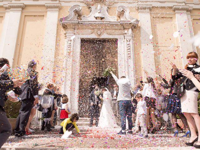Il matrimonio di Davide e Flavia a Remedello, Brescia 48