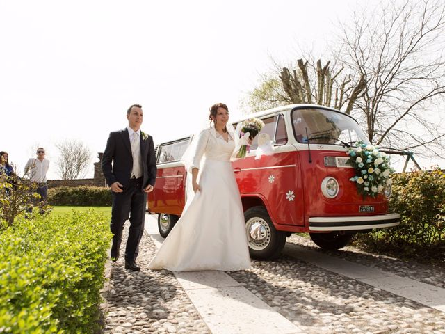 Il matrimonio di Davide e Flavia a Remedello, Brescia 51