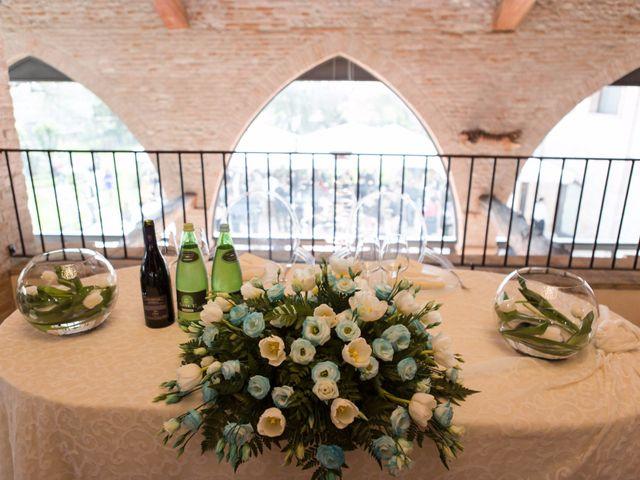 Il matrimonio di Davide e Flavia a Remedello, Brescia 52
