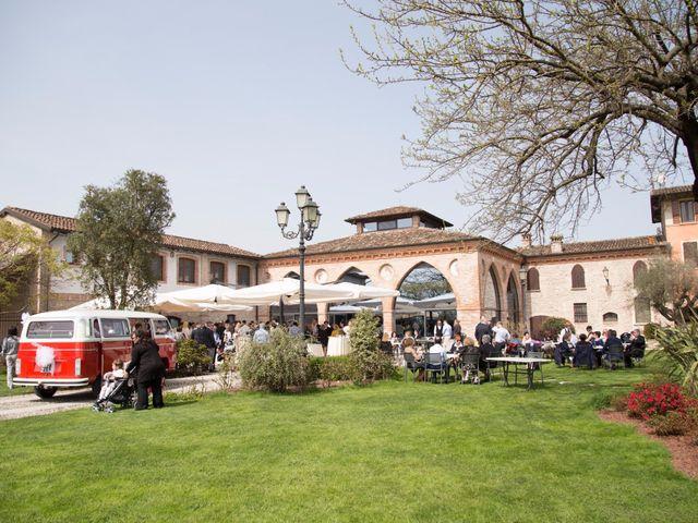 Il matrimonio di Davide e Flavia a Remedello, Brescia 53
