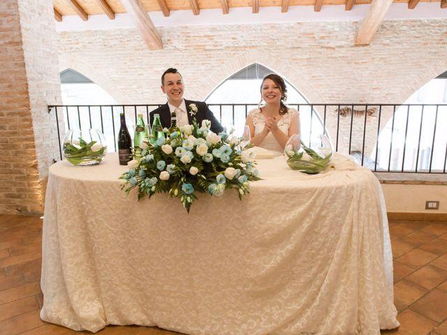 Il matrimonio di Davide e Flavia a Remedello, Brescia 55