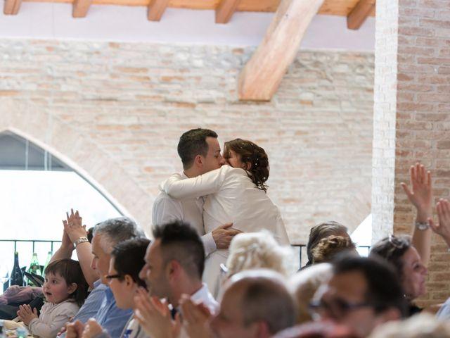 Il matrimonio di Davide e Flavia a Remedello, Brescia 56