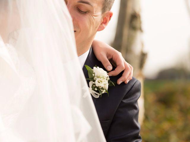 Il matrimonio di Davide e Flavia a Remedello, Brescia 57