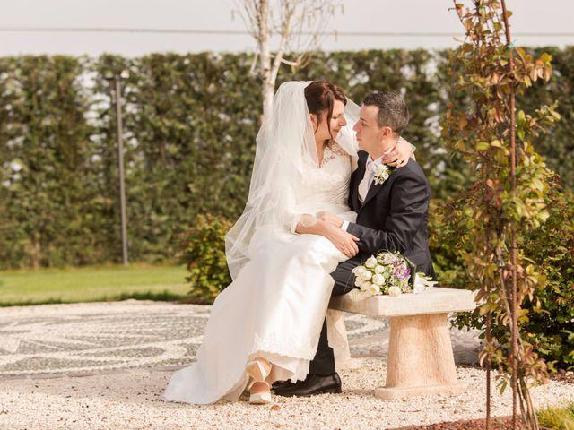 Il matrimonio di Davide e Flavia a Remedello, Brescia 1