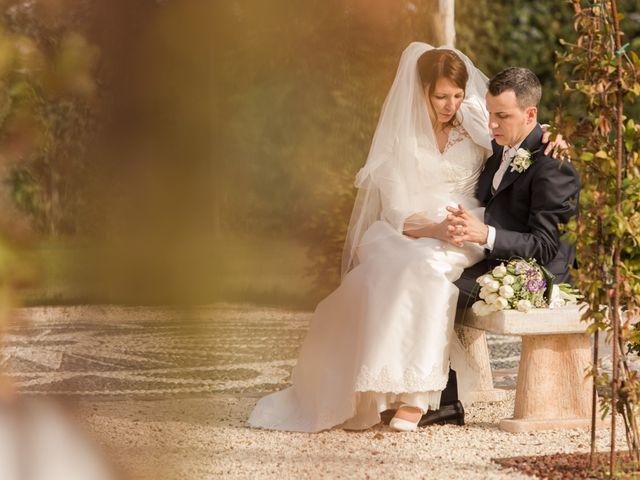 Il matrimonio di Davide e Flavia a Remedello, Brescia 61
