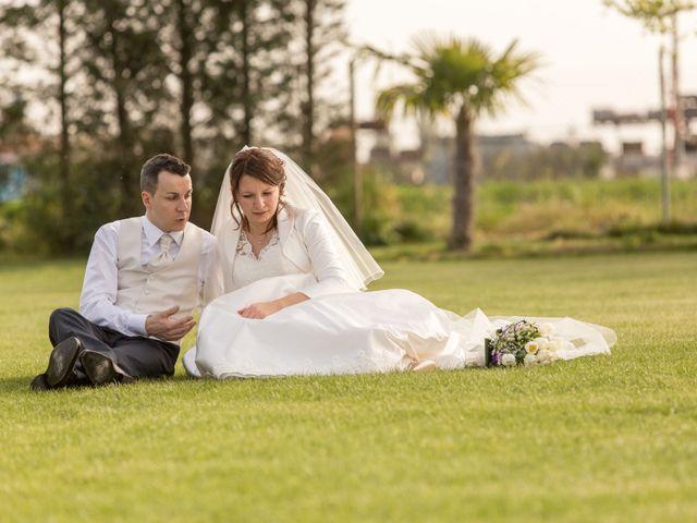 Il matrimonio di Davide e Flavia a Remedello, Brescia 65