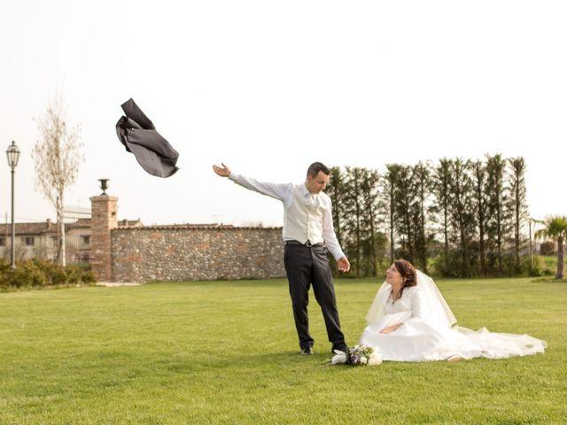 Il matrimonio di Davide e Flavia a Remedello, Brescia 67