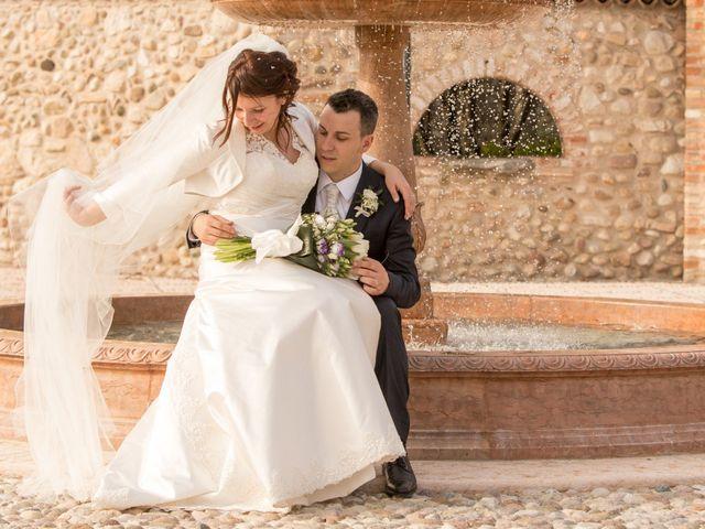 Il matrimonio di Davide e Flavia a Remedello, Brescia 68