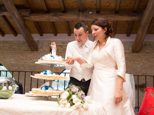Il matrimonio di Davide e Flavia a Remedello, Brescia 74