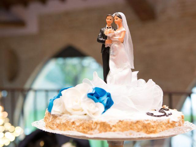 Il matrimonio di Davide e Flavia a Remedello, Brescia 75
