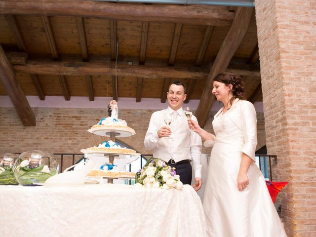 Il matrimonio di Davide e Flavia a Remedello, Brescia 76